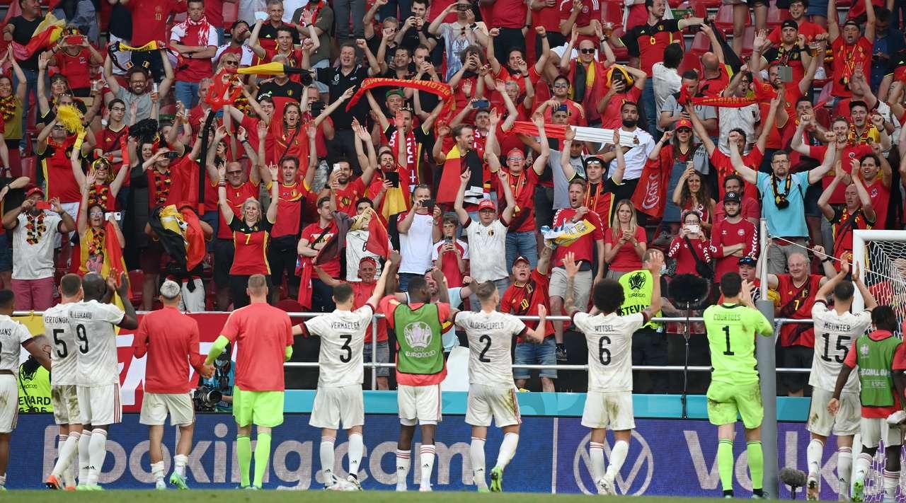 Denmark vs Belgium Highlights & Full Match 17 June 2021