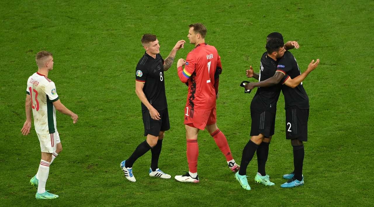 Germany vs Hungary Highlights & Full Match 23 June 2021