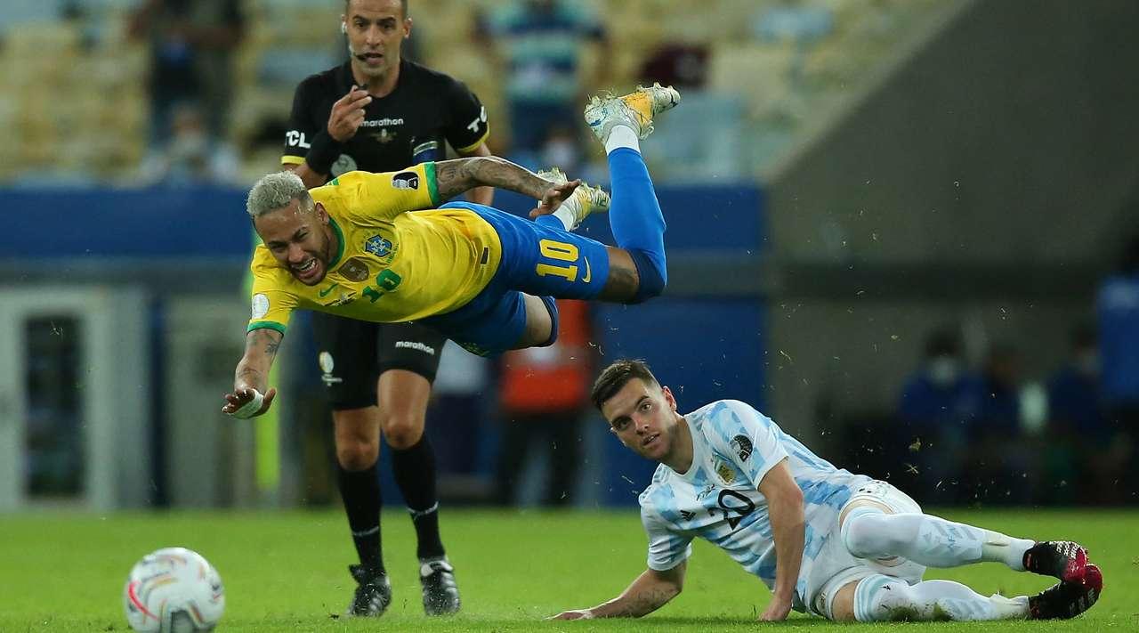 Argentina vs Brazil Final Highlights & Report  11 July 2021