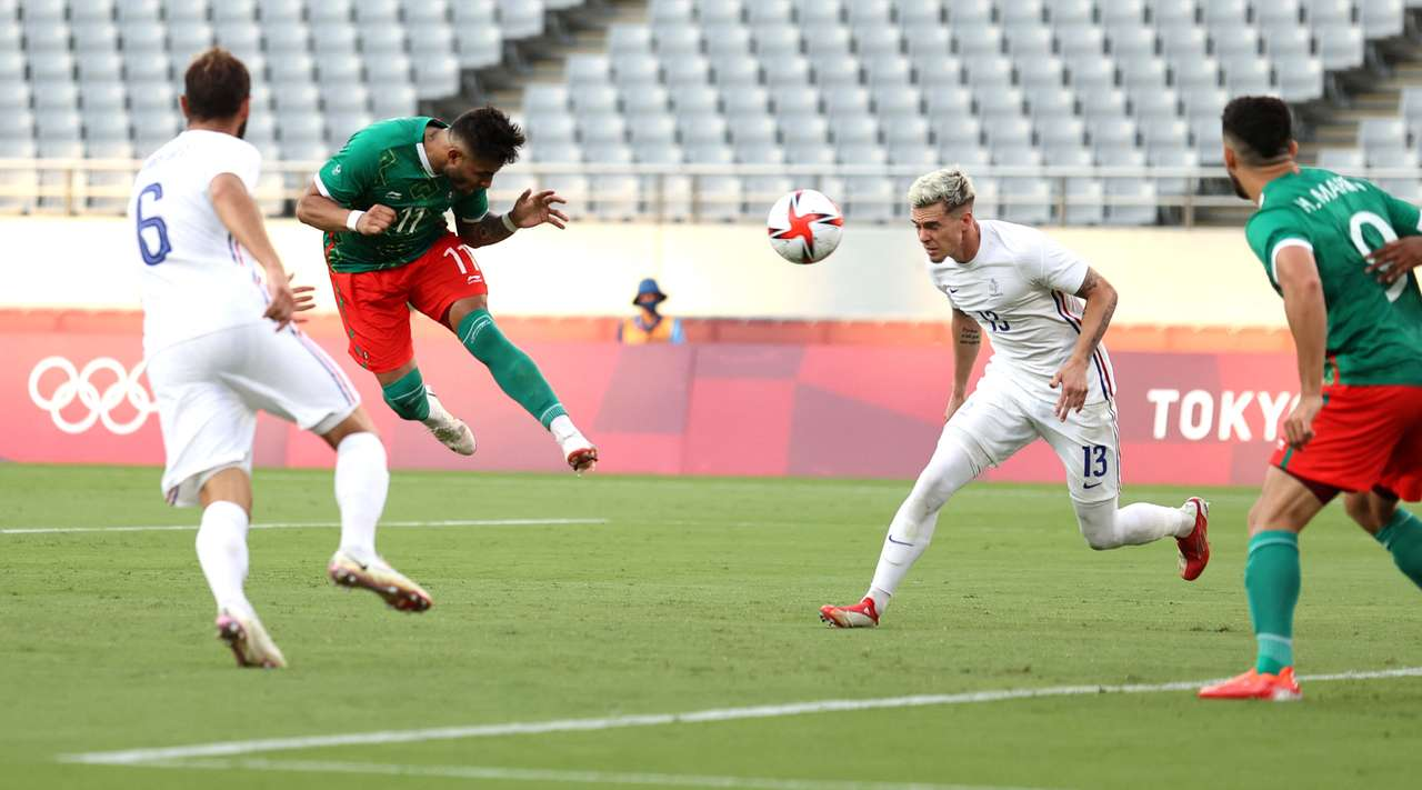 Mexico vs France Highlights & Review – Olympic Games 22 July 2021