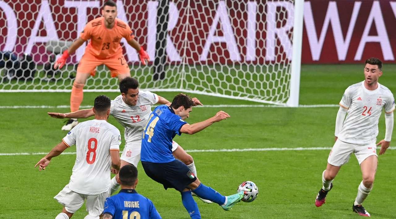 Italy vs Spain Highlights & Full Match + Report 06 July 2021