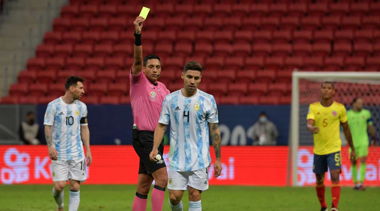 Argentina vs Colombia Highlights & Report 06 July 2021