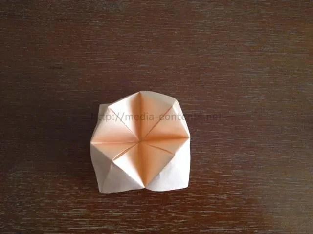 折り紙のパクパクの折り方!数字を書いて占いしてみよう♪