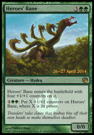 Heroes Bane  Creature  Cards  MTG Salvation
