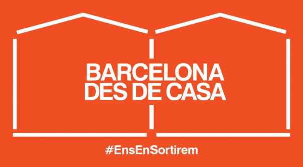 """Barcelona desde casa"""", el web de información, recursos y cuidados ..."""