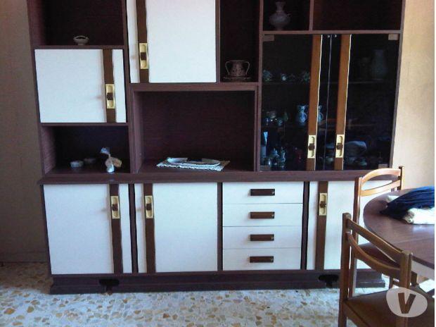 mobili tinello stile anni 70 in vendita Napoli  Vendita