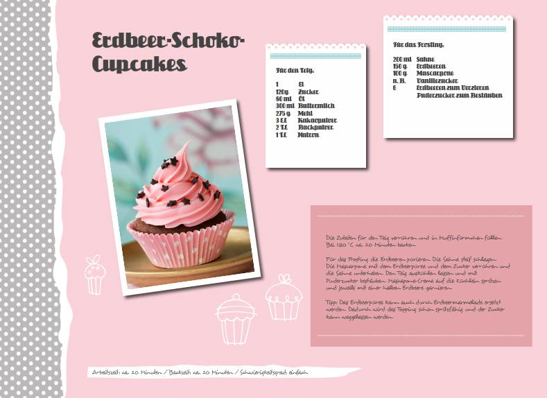 Backbuch Sweet