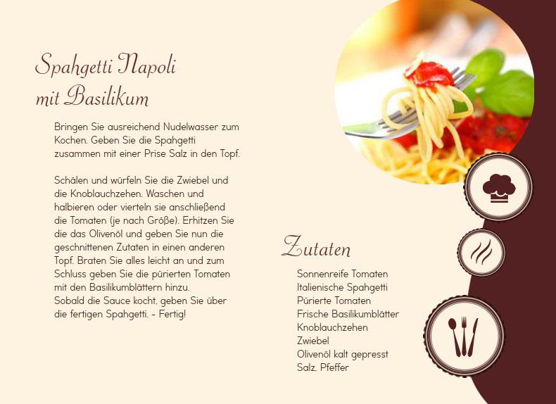 Kochbuch Gaumenschmaus