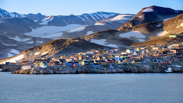 Image result for Ittoqqortoormiit, Greenland