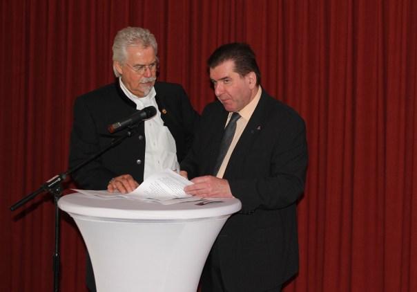 Mit DEHOGA-Präsident Axel Strehl