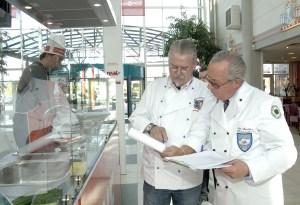 Als Jury - Kochwettbewerb Förde Park Flensburg