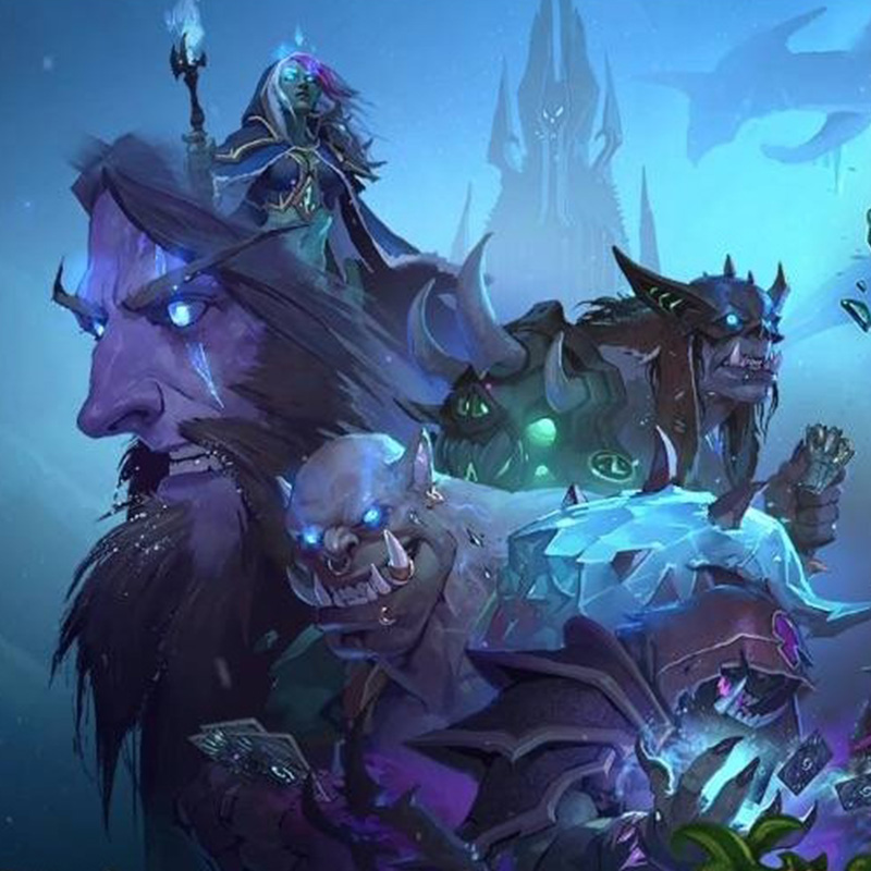 Knights Of The Frozen Throne Hearthstones Sixth Expansion Guides HearthPwn