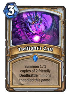Twilight's Call