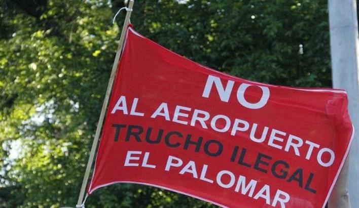 El aeropuerto El Palomar creado por Macri está en medio de la polémica