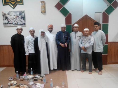 Abdurrahman bin Yahya Foto Bersama