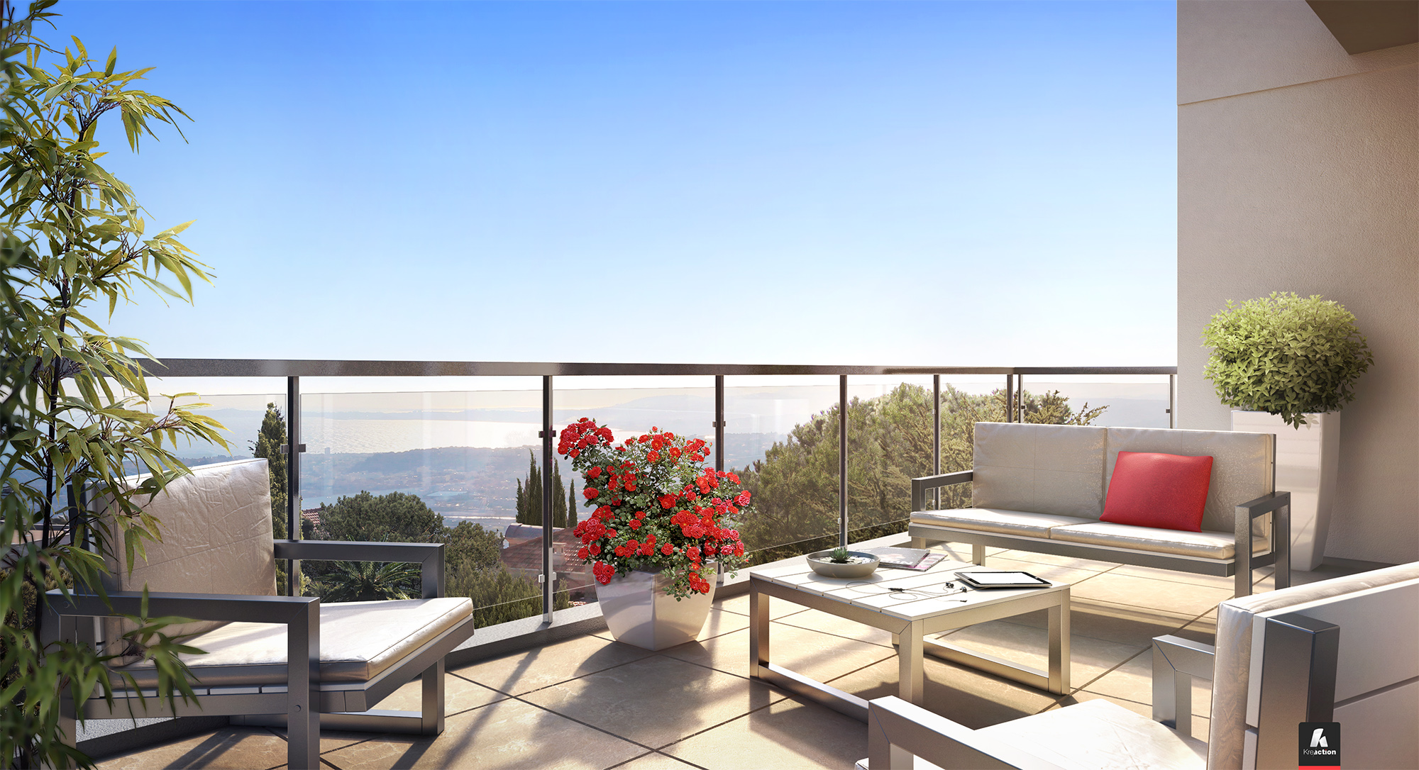 Programme Immobilier Neuf Le Domaine Des Roses Nice