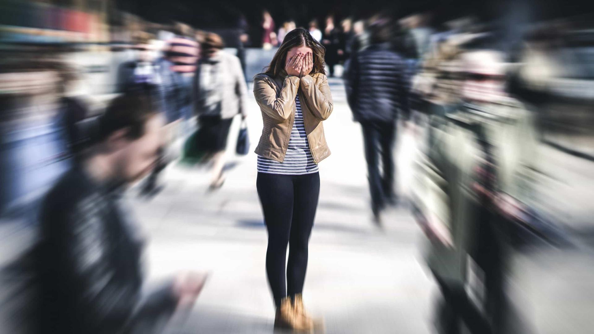 Lutar contra a ansiedade: Quatro recomendações para combater o transtorno