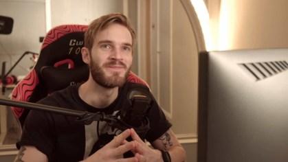 PewDiePie, o maior youtuber do mundo, tirou umas férias do YouTube