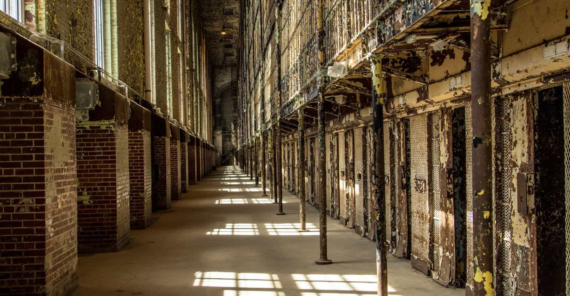 creepy prisons from history