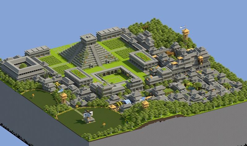 Maya  MCPE Maps  Minecraft Pocket Edition  Minecraft Forum  Minecraft Forum