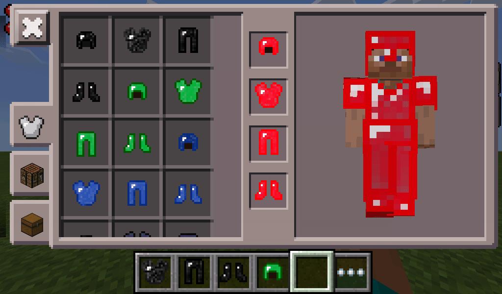 011X GtMo Terrain Armory Mod
