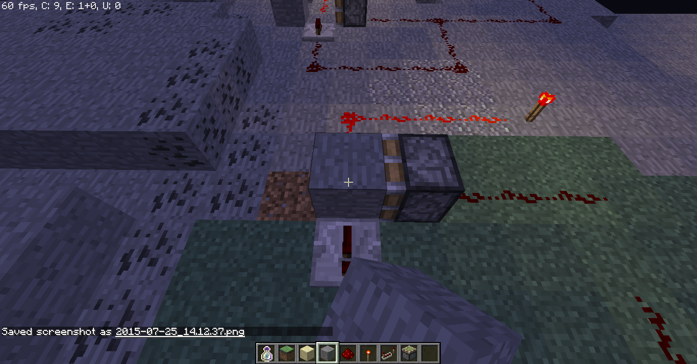 Monostable Circuits And Sticky Pistons In 151 Redstone Discussion