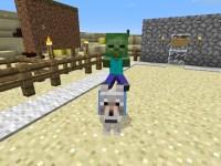 Minecraft Wolf Baby