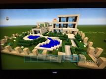 Minecraft Modern House Xbox