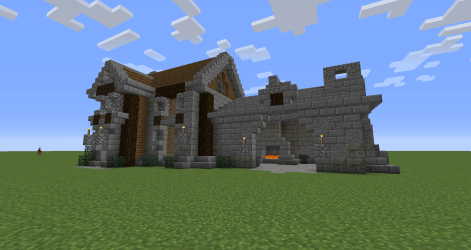 Survival Cool Minecraft Houses