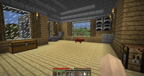 minecraft interior survival building mode java edition forums