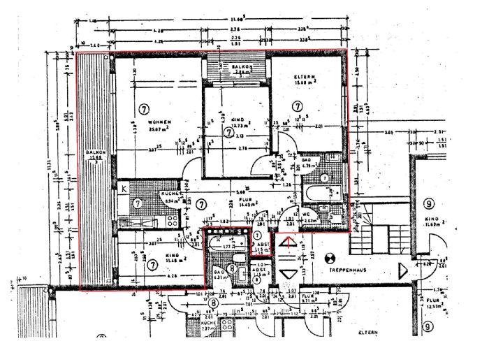 4-Zimmer Wohnung zum Verkauf, 28259 Bremen