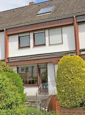 Reihenhaus mit Garage in Bremen Osterholz, Kuhkamp