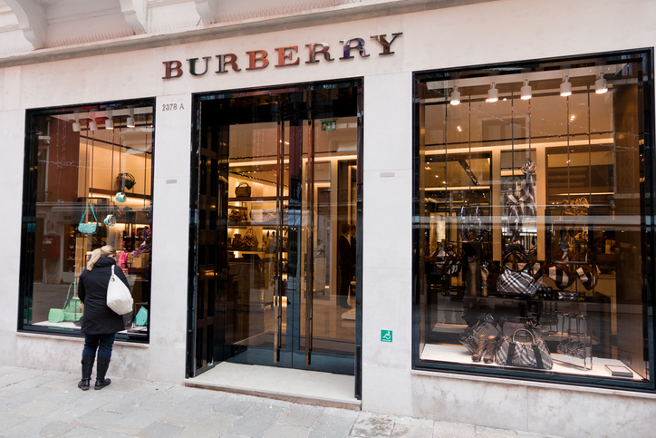 ii view: Burberry shares remain unfashionable - interactive investor