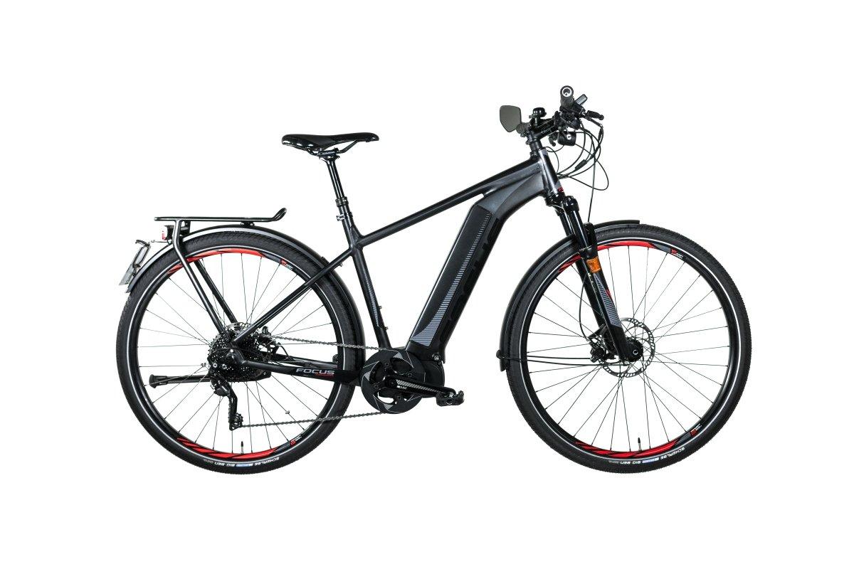 Focus E Bike Test S Pedelecs