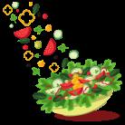 Salade facile et rapide Vacances pour tous