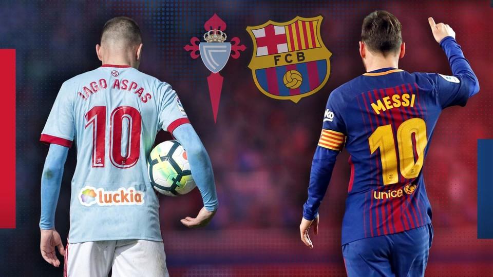 Match Preview Celta Vigo Vs Fc Barcelona Fc Barcelona