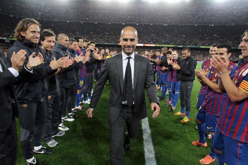Guard Honour Barcelona