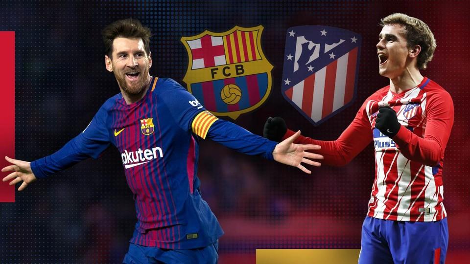 Match Preview Fc Barcelona Vs Atlético Madrid Fc Barcelona