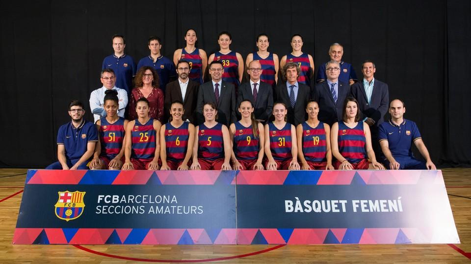 Women S Basketball 2015 16 Fc Barcelona