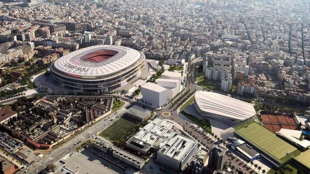 Patrocinador Camp Nou