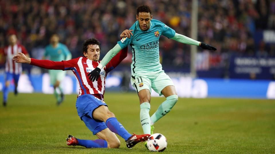 Copa Del Rey Video Highlights Atlético Madrid Vs Fc