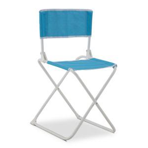 Carrefour  Chaise Pliante De Camping Avec Toile Tendue