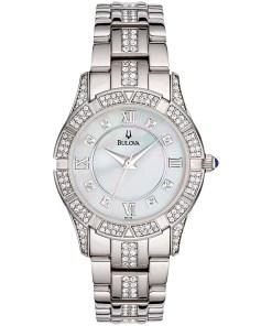 Ceas pentru dama, Bulova Crystals Collection, 96L116