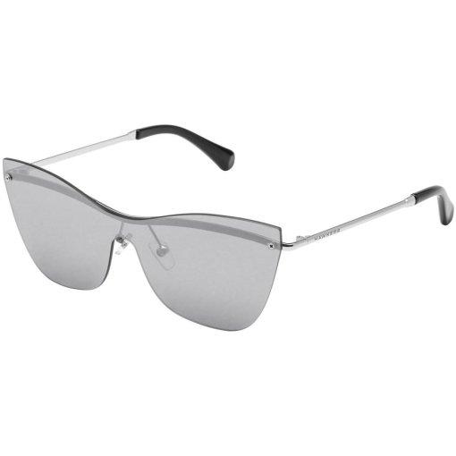 Ochelari de soare dama Hawkers H03FHM1809 Silver Chrome Collins