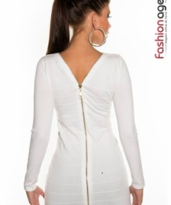 Pulover Zip Design