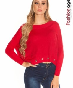 Pulover Roxana Red