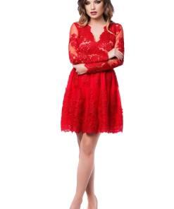 Rochie Norina Roșie