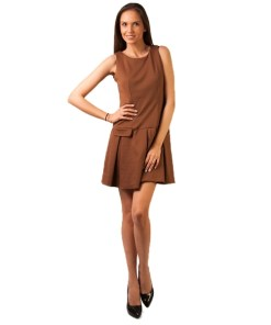 Rochie Casual Today Is Your Day Maro Inchis