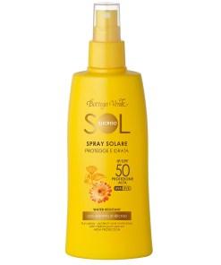 Spray pentru plaja cu extract de helichrysum - waterproof