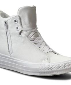 Sneakers CONVERSE - Ctas Hi 557927C Thunder/Thunder/Egret